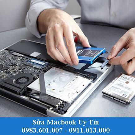 Sửa Macbook ở đâu Uy tín