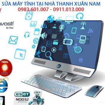 Sửa máy tính tại nhà Thanh Xuân Nam