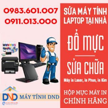 Sửa máy tính tại nhà Khương Mai