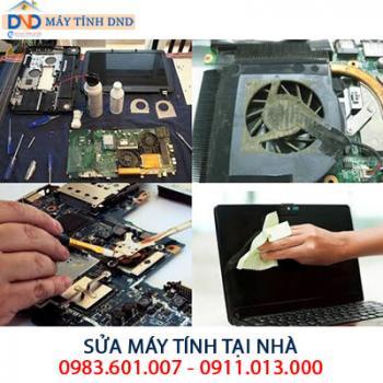 Sửa máy tính tại nhà Mộ Lao