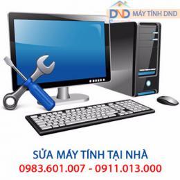 Sửa máy tính tại nhà Lê Văn Lương