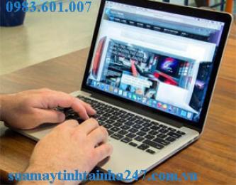 Thay màn hình Laptop Macbook