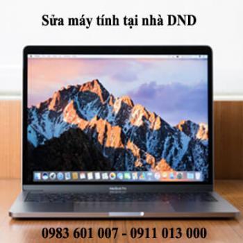Sửa chữa Macbook