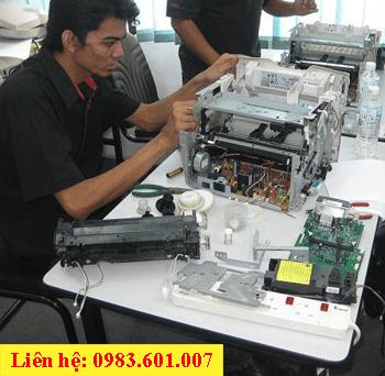 Sửa máy in tại nhà Hà Nội giá rẻ