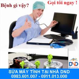 Sửa máy tính tại nhà Khương Đình