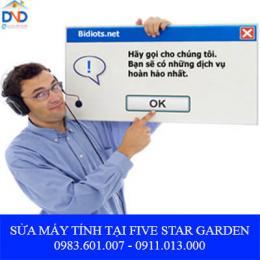 Sửa máy tính tại chung cư Five Star Garden Kim Giang