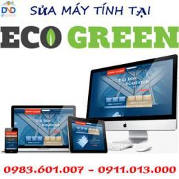 Sửa máy tính tại chung cư Eco Green