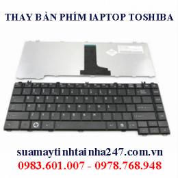 Thay bàn phím Laptop Toshiba chính hãng – Giá rẻ