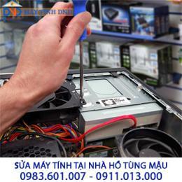 Sửa máy tính tại nhà Hồ Tùng Mậu